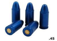 Pufferpatronen Pack .45 ACP